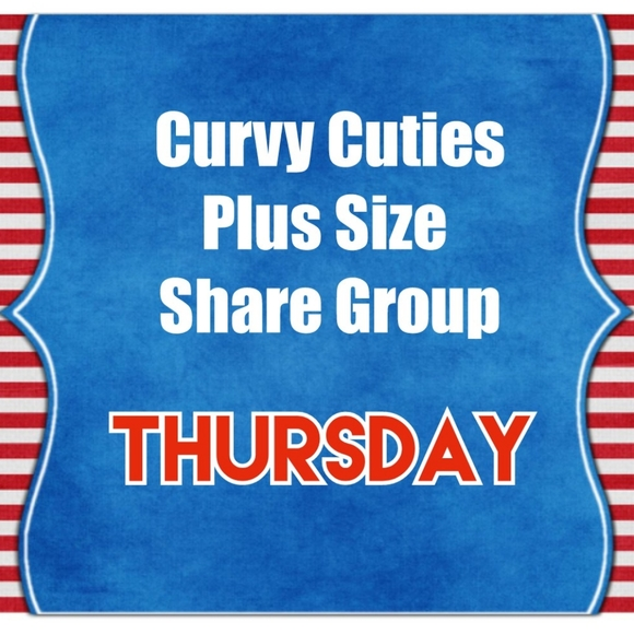 7/22 PLUS SIZE SHARE GROUP: CURVY CUTIES